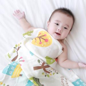 Story (Bamboo Gauze Blanket)