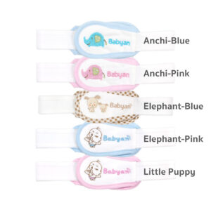 Character diaper band