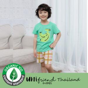 ชุดนอนเด็ก เสื้อผ้าเด็ก 20ss/Sweet banana5