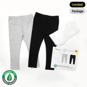 เลคกิ้งเด็ก 20fw/Organic leggings (Basic)