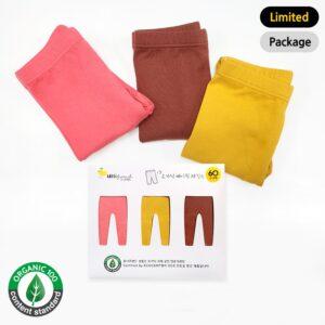 เลคกิ้งเด็ก 20fw/Organic leggings (Color)