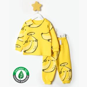 ชุดนอนเด็ก เสื้อผ้าเด็ก 20fw/Big banana9