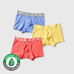 กางเกงในขาสั้นเด็ก 21ss/Drawers boy – Basic