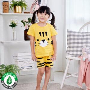 ชุดนอนเด็ก เสื้อผ้าเด็ก 21ss/Tiger5