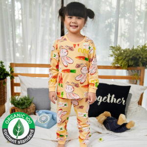 ชุดนอนเด็ก เสื้อผ้าเด็ก 21fw-Carrot-farm9