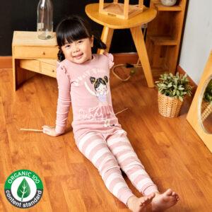 ชุดนอนเด็ก เสื้อผ้าเด็ก 21fw/Ballerina9