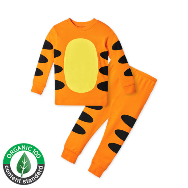 ชุดนอนเด็ก เสื้อผ้าเด็ก 21fw-Tiger9